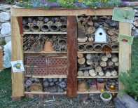 Insect Hotel by Brent Jenkin