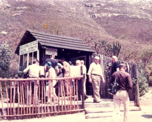 Visitors' Centre 1972